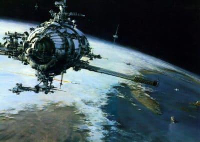Science-fiction - John Berkey 1960 (32)