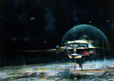 Science-fiction - John Berkey 1960 (34)