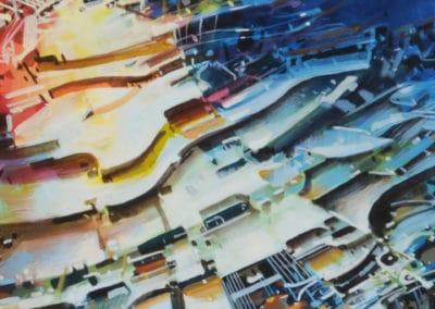 Science-fiction - John Berkey 1960 (38)
