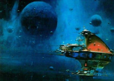 Science-fiction - John Berkey 1960 (40)