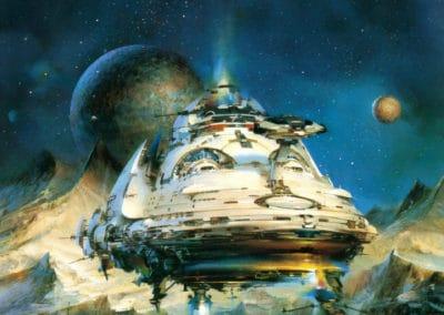 Science-fiction - John Berkey 1960 (5)