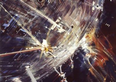Science-fiction - John Berkey 1960 (6)