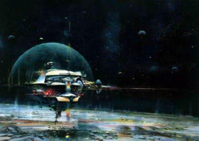 Science-fiction - John Berkey 1960 (9)