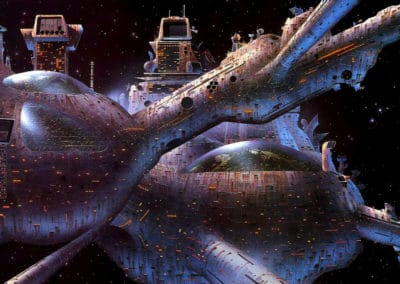 Science-fiction - Tim White 1980 (12)