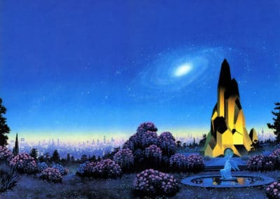 Science-fiction - Tim White 1980 (15)