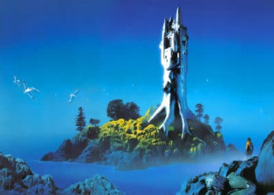 Science-fiction - Tim White 1980 (3)