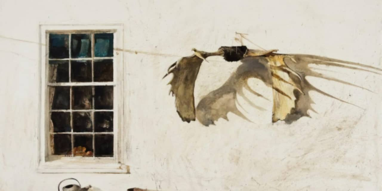 La maison bleue – Tomas Tranströmer