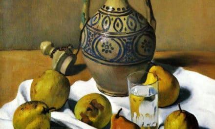 Je t'offre un verre d'eau glacée – Odilon-Jean Périer