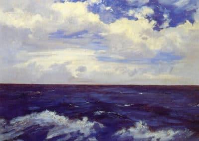 Atlantique - Jose Maria Velasco (1894)