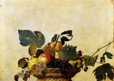 Canestro di frutta - Caravaggio (1594)