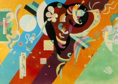 Composition IX - Wassily Kandinsky (1936)