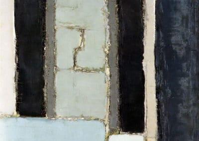 Composition en gris, beige et blanc - Nicolas de Staël (1950)