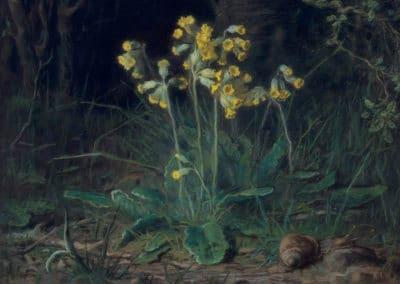 Coucous - Jean-Francois Millet (1867)