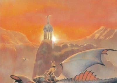 Fantasy - Vicente Segrelles 1980 (10)