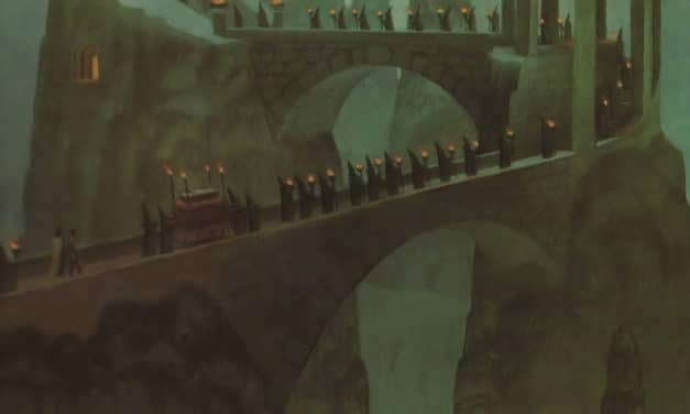 Fantasy – Vicente Segrelles