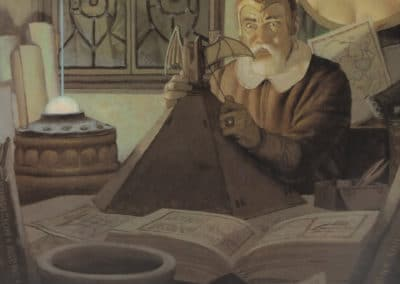 Fantasy - Vicente Segrelles 1980 (15)