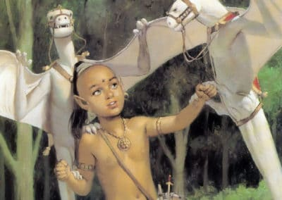 Fantasy - Vicente Segrelles 1980 (3)