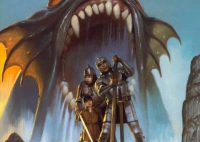 Fantasy - Vicente Segrelles 1980 (7)