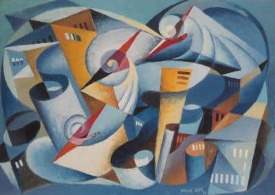 Futurismo - Mino Delle Site (1932)