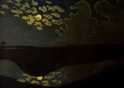 Moonlight - Felix Vallotton (1895)