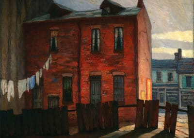 Morning - Lawren Stewart Harris (1921)