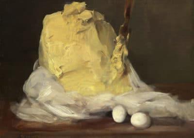 Motte de beurre - Antoine Vollon (1875)