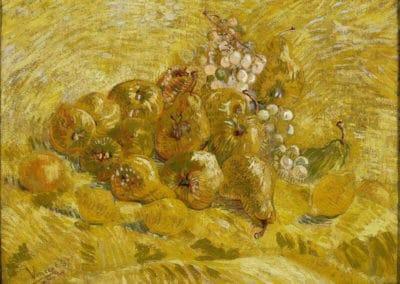 Poires et raisins - Vincent van Gogh (1889)