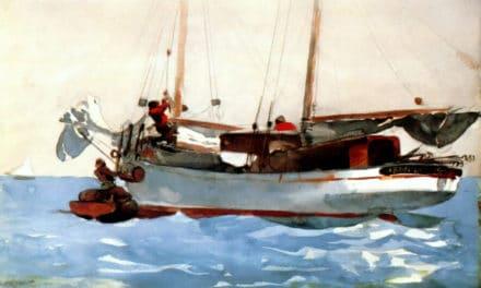 Cité des vaisseaux – Walt Whitman