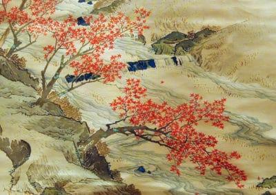 River bed - Маruyama Okyo (1761)