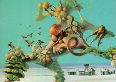 Science-fiction - Bruce Pennington 1970 (17)