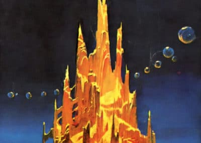 Science-fiction - Bruce Pennington 1970 (20)