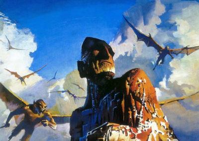 Science-fiction - Bruce Pennington 1970 (21)