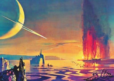 Science-fiction - Bruce Pennington 1970 (3)
