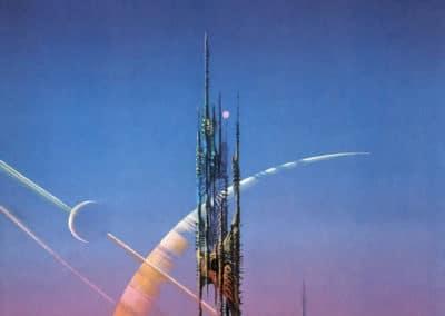 Science-fiction - Bruce Pennington 1970 (30)