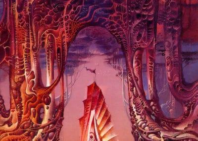 Science-fiction - Bruce Pennington 1970 (32)