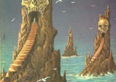 Science-fiction - Bruce Pennington 1970 (6)