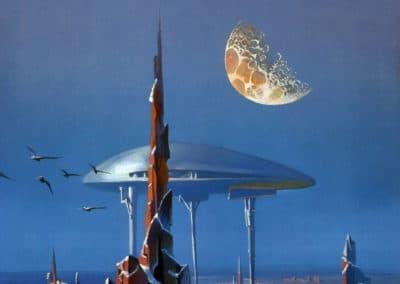 Science-fiction - Bruce Pennington 1970 (7)