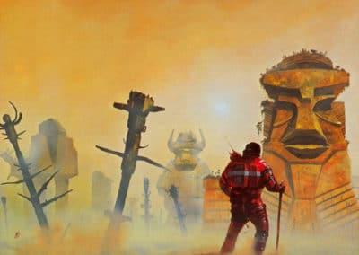 Science-fiction - Chriss Foss 1970 (18)
