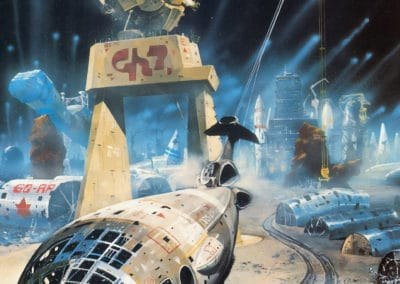 Science-fiction - Chriss Foss 1970 (22)
