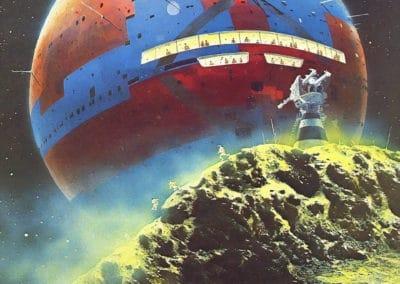 Science-fiction - Chriss Foss 1970 (27)