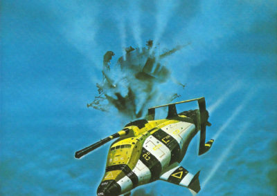 Science-fiction - Chriss Foss 1970 (9)