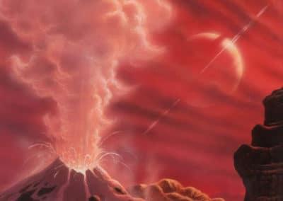 Science-fiction - David A. Hardy 1970 (19)