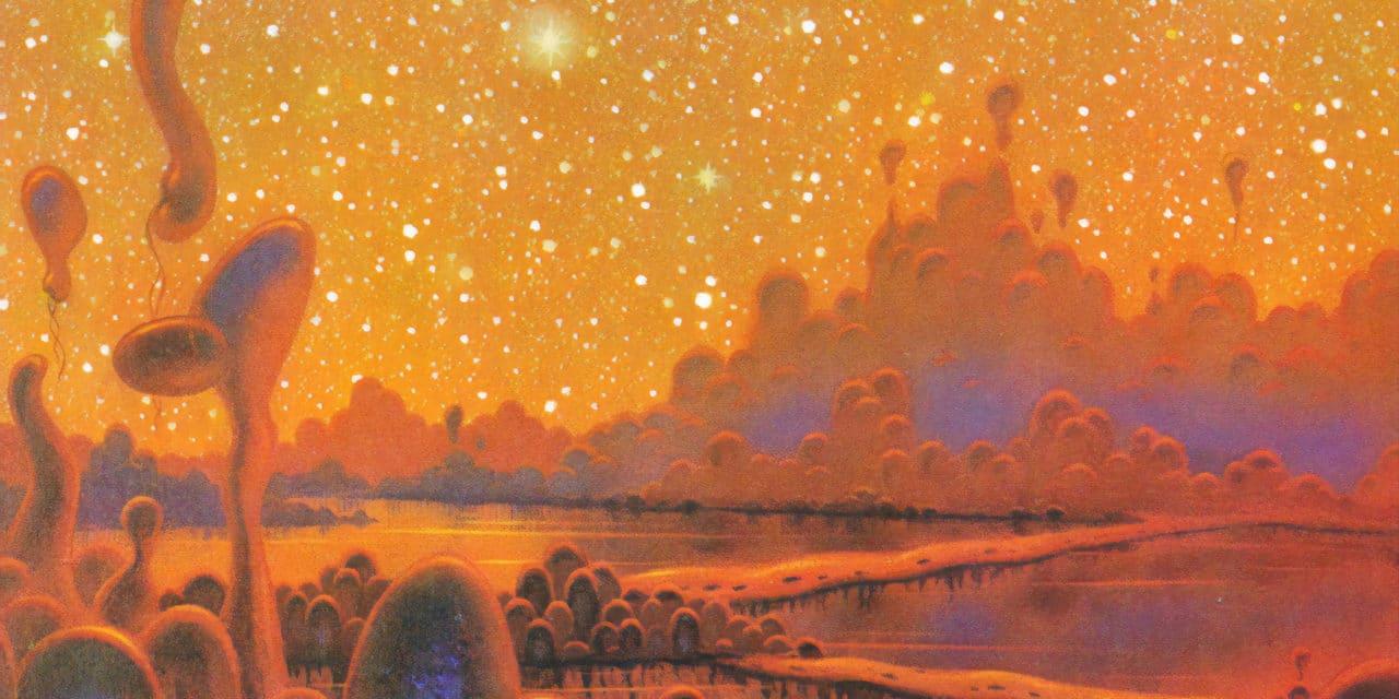 Science-fiction – David A. Hardy