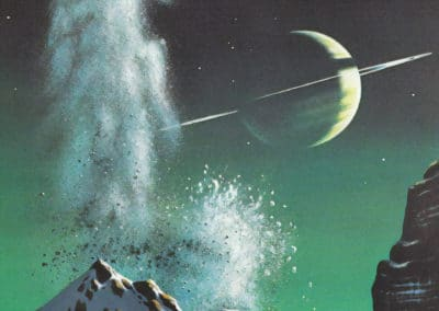 Science-fiction - David A. Hardy 1970 (5)
