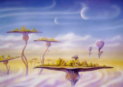 Science-fiction - Michael Böhme 1980 (24)