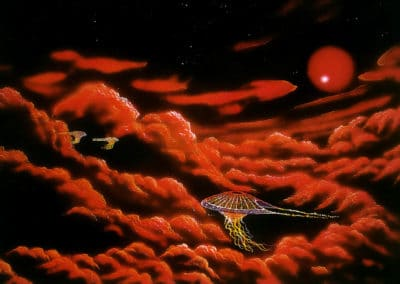 Science-fiction - Michael Böhme 1980 (25)
