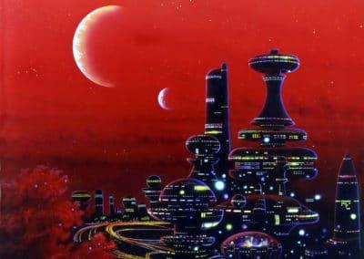 Science-fiction - Michael Böhme 1980 (5)