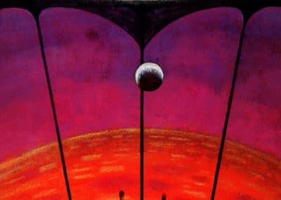 Science-fiction - Richard Powers 1960 (14)