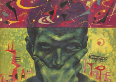 Science-fiction - Richard Powers 1960 (16)