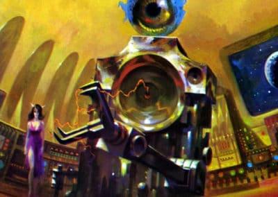 Science-fiction - Richard Powers 1960 (20)